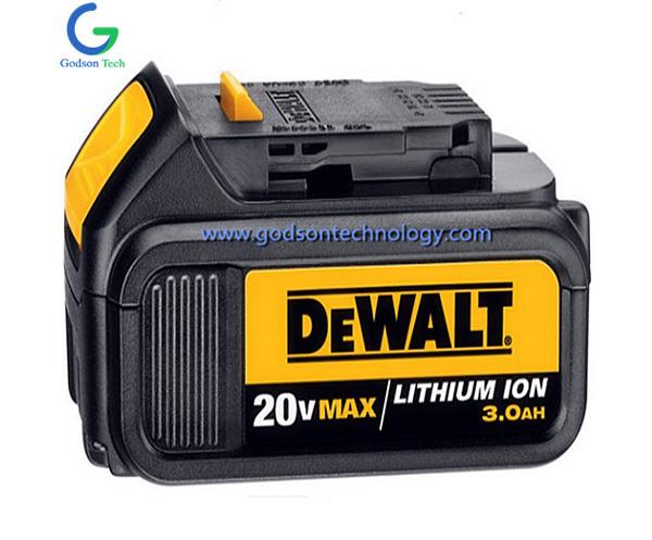 得伟电动工具锂电池18V 20V