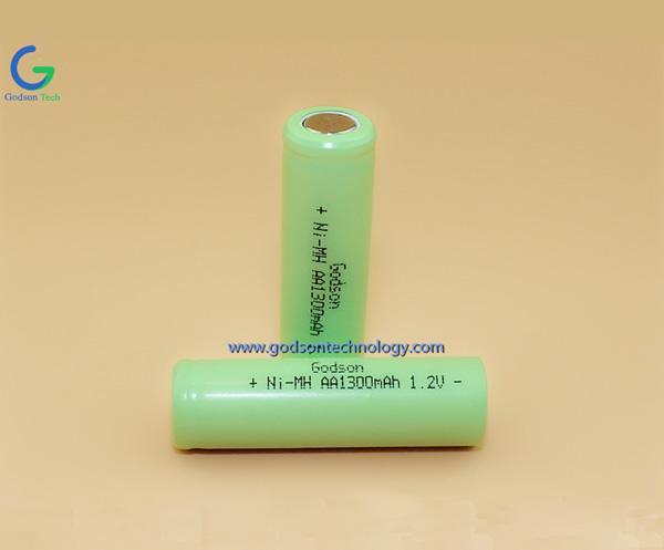 镍氢充电电池 AA 1300mAh 1.2V
