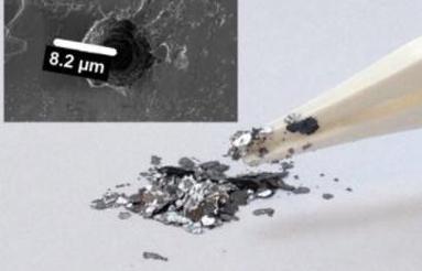 未来的电池—废弃石墨的低成本电池